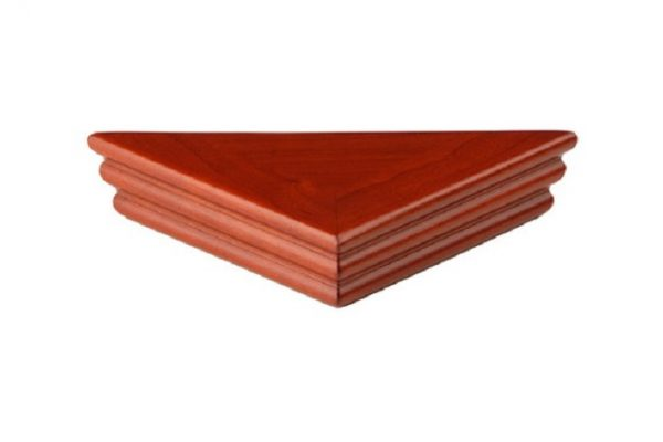 Fluted Edge Profile