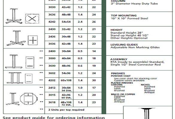 VM - TRT Series Specs