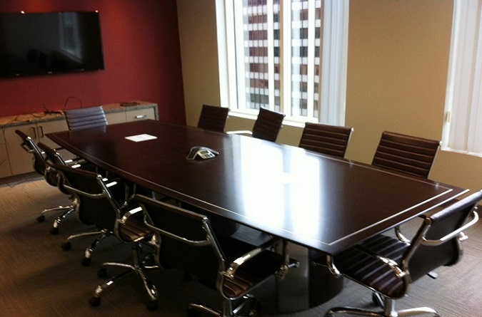 Conference Tables David Lane Office Furniture Manufacturing - Elliptical conference table