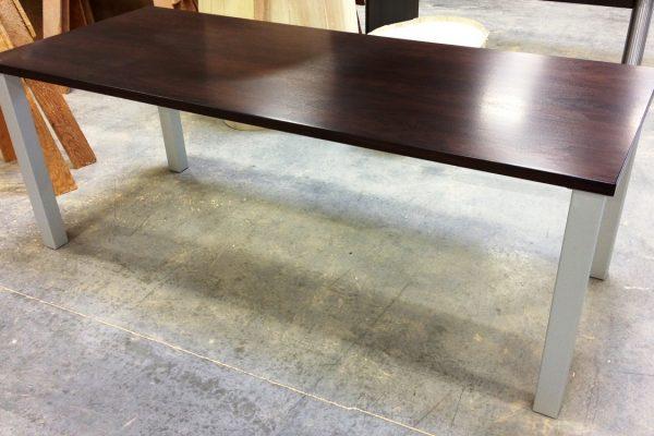 Desk - Square Post Legs