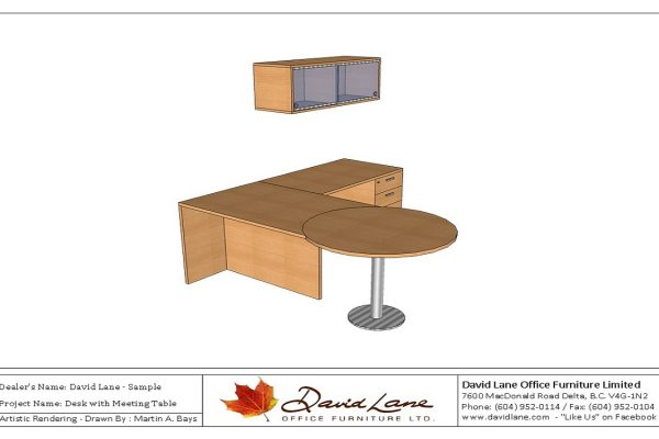 Desk With Removable Table 1