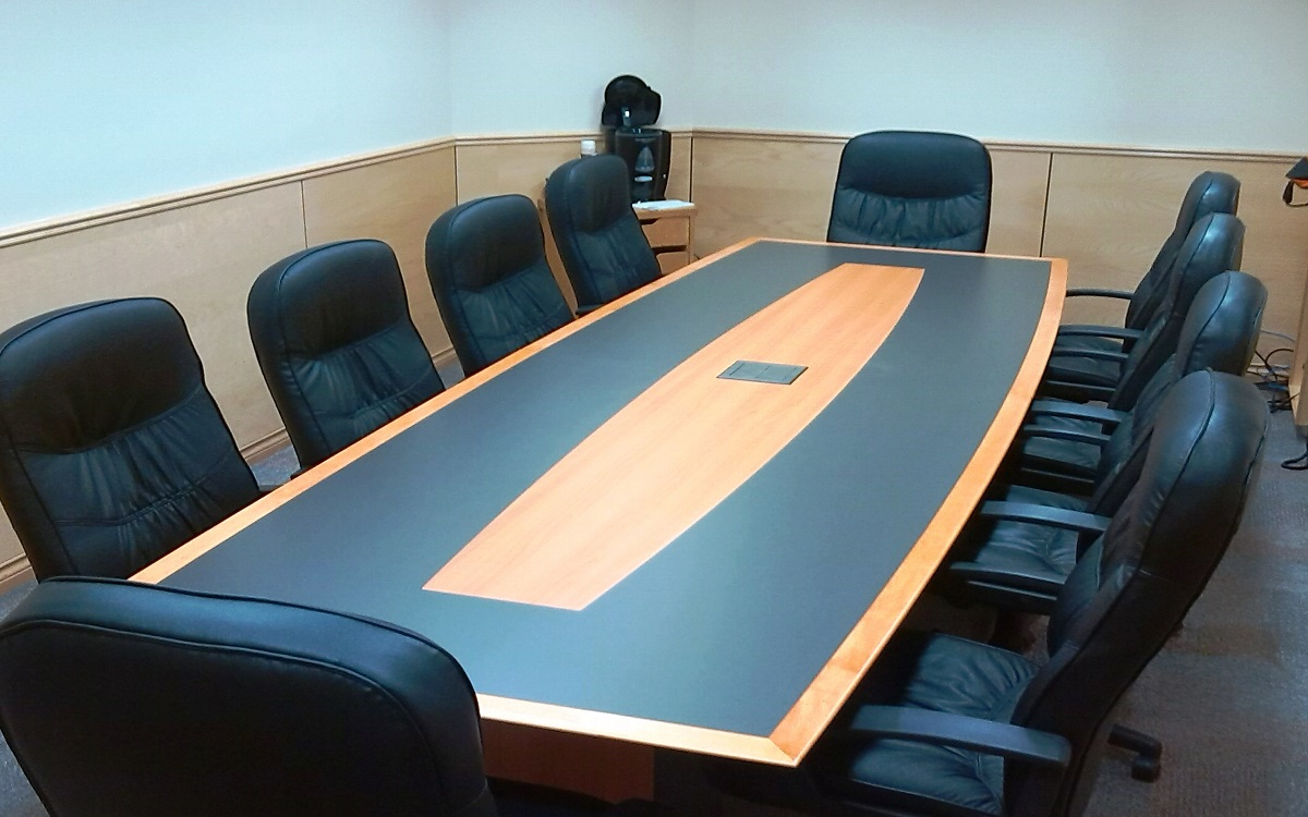 Conference Tables David Lane Office Furniture Manufacturing - Blue conference table