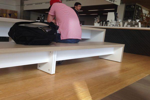 Custom Laminate Benches