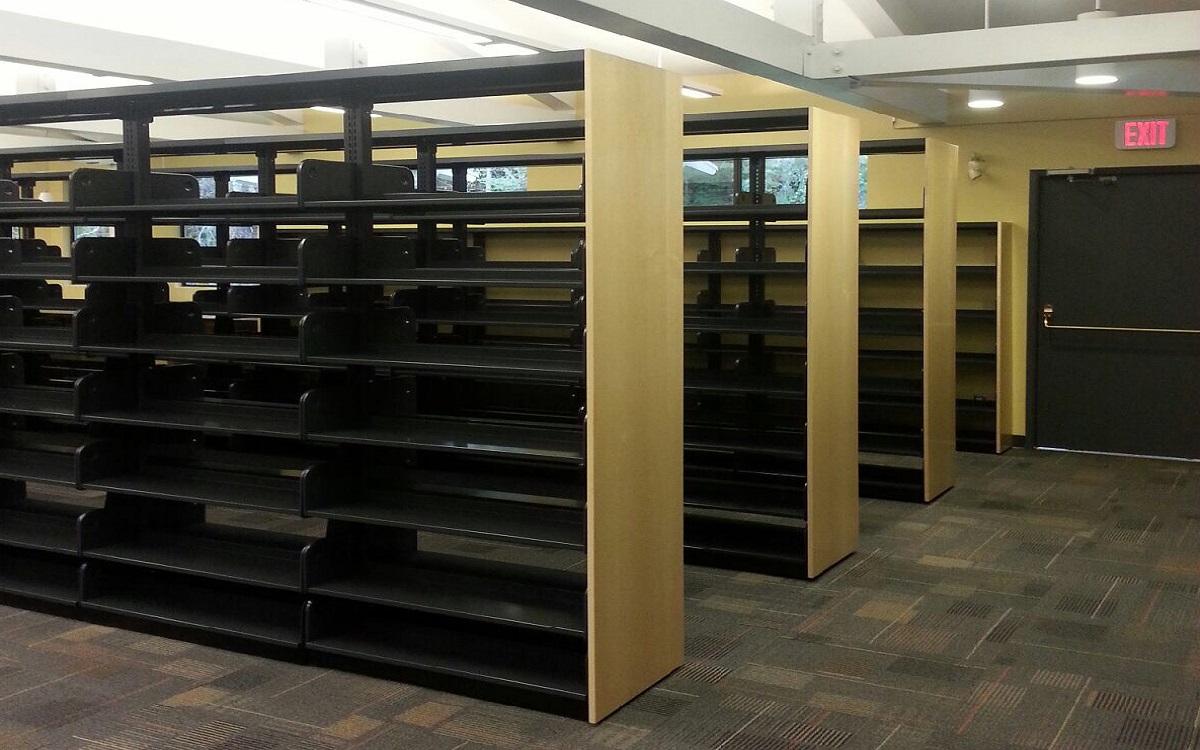 Library furniture david lane office furniture manufacturing - Metal office furniture manufacturers ...