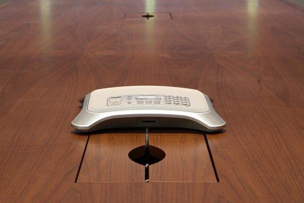 Grain Matched Table Flip Open Access Doors