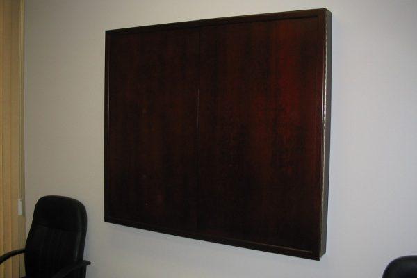 Visual Board - Doors Closed