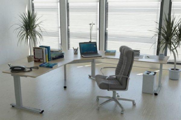 Joro Z Series Corner Desk
