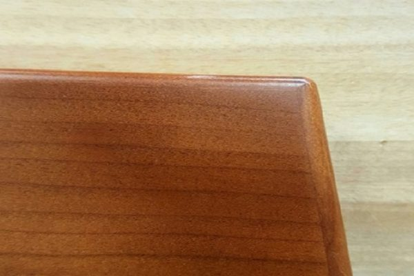 Nuvo Wood Knife Edge Top View