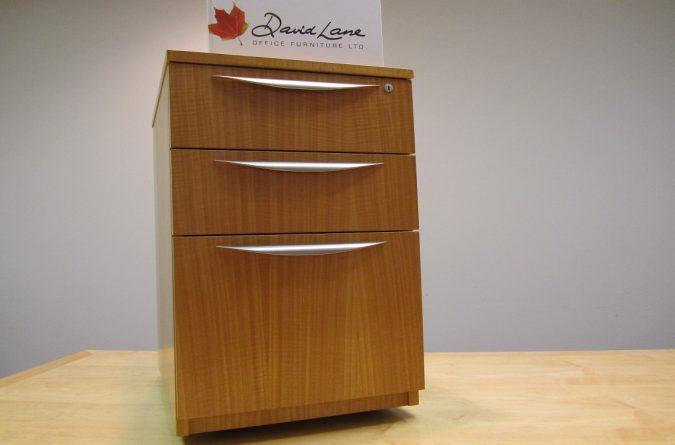 Box Box File Mobile Pedestal