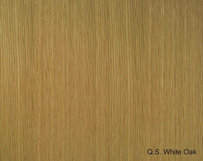 Quarter Cut White Oak
