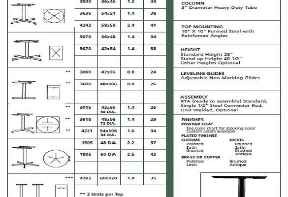 VM - ALT Series Specs