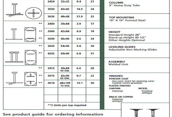 VM - HRT Series Specs