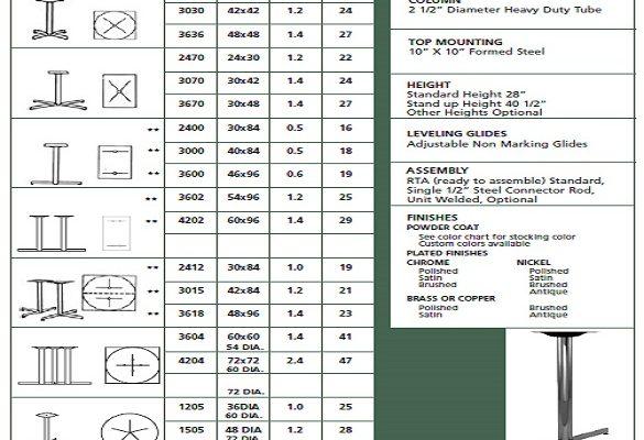 VM - STN Series Specs