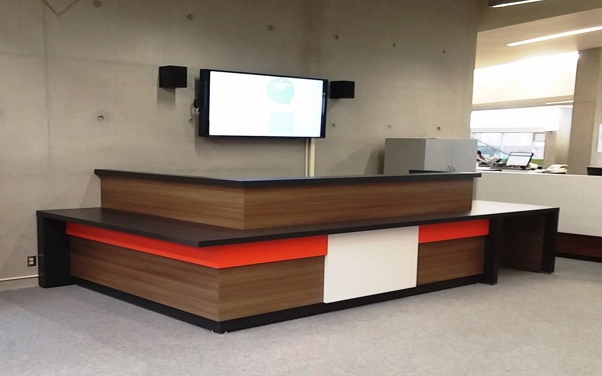 Reception Desks David Lane Office Furniture Manufacturing