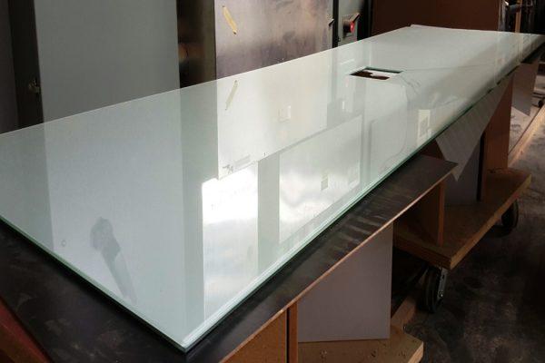 Polar Lami Glass Top Only