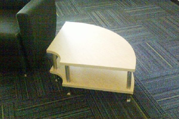 Corner Side Table