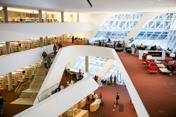 Proud To Be A Supplier Of The Surrey Library