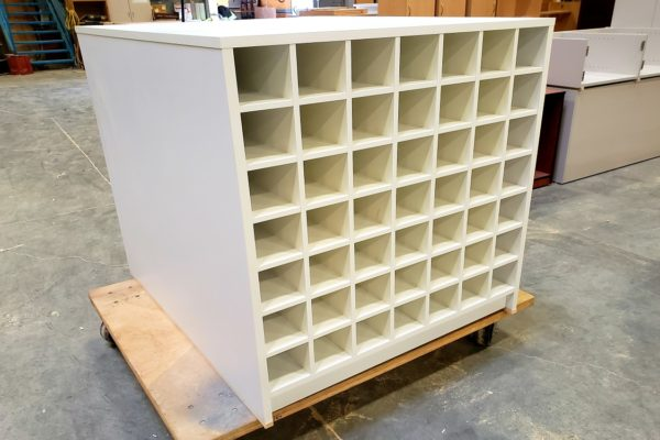 Storage Cubby - Dual Sided