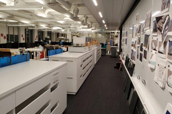 Vancouver Design Company's - Custom Storage Cabinets
