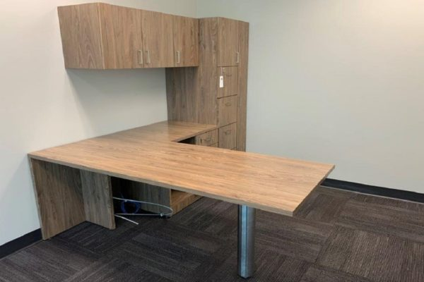 High Pressure Laminate Executive Desk