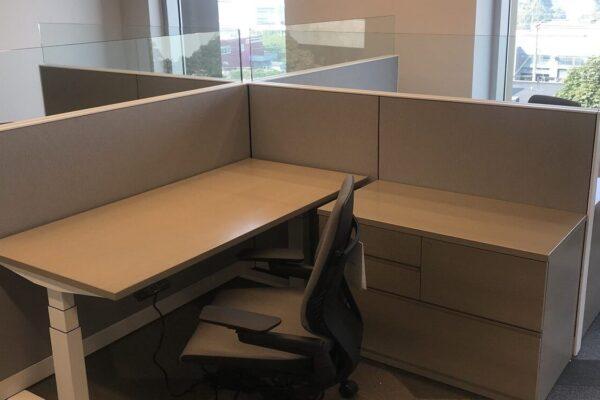 Height Adjustable Desk Stations