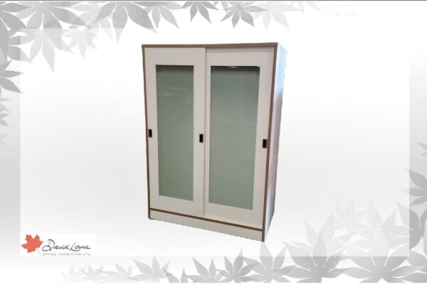 Sliding Frosted Glass Door Wardrobe
